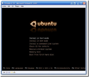 [Ubuntu 6.10 Step by Step]