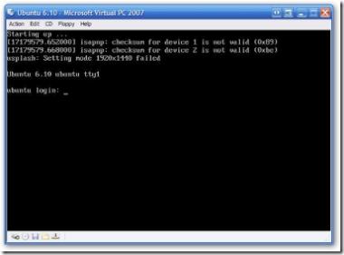 [Ubuntu 6.10 Step by Step]