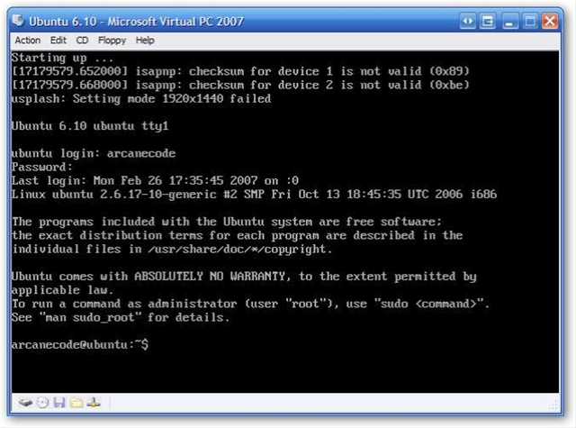 virtual pc 2007 manual pdf