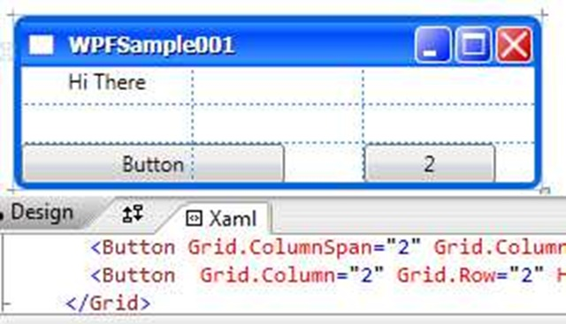 Grid yourself… it's WPF | Arcane Code