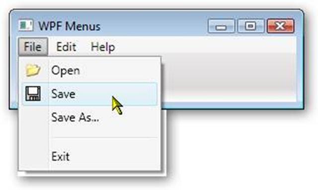 WPF Menus | Arcane Code