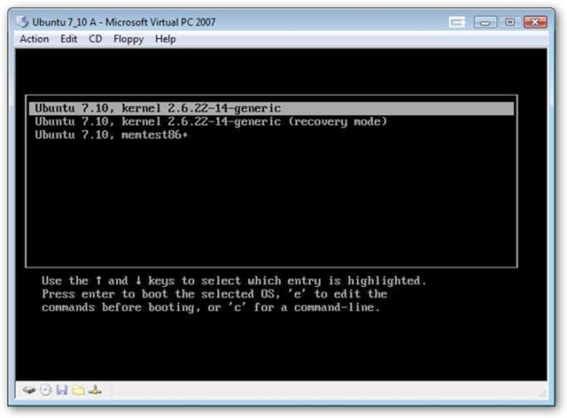 how to fix virtual pc 2007 bsod