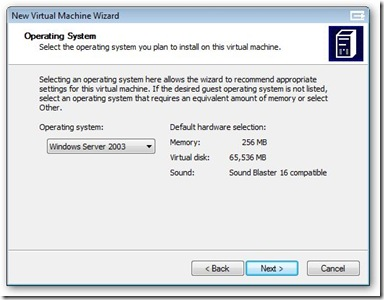 [Picture 12 - Confirm Operating System]