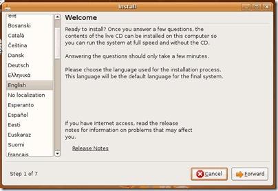 [image - Installer welcome screen]