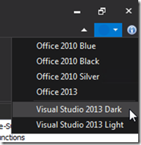 office 2013 themes