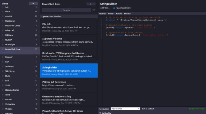 Standard Notes – A Secure, Multi Platform Note Taking App