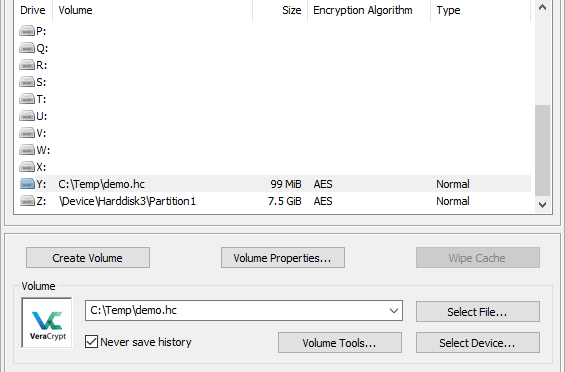 Veracrypt – A Powerful Encryption Utility
